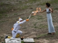 PJONGCSANG olimpics torch -olimpicsflame -PYRODEKOR